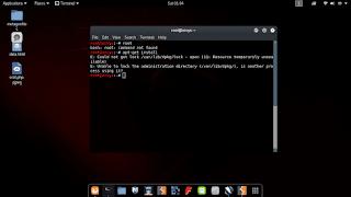 Cara Mengatasi Error E: Could not get lock /var/lib/dpkg/lock – open