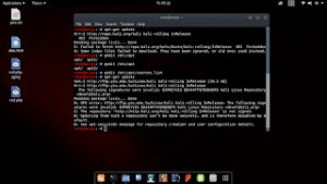 Cara Mengatasi The following signatures were invalid: EXPKEYSIG ED444FF07D8D0BF6 Kali Linux Repository