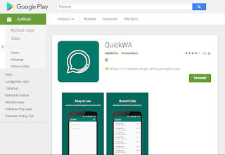 Cara Kirim Pesan WhatsApp Tanpa Harus Simpan Nomor Terlebih Dahulu