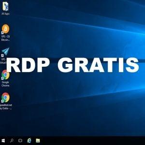 Cara Mendapatkan Akun RDP Gratis Selama Satu Bulan